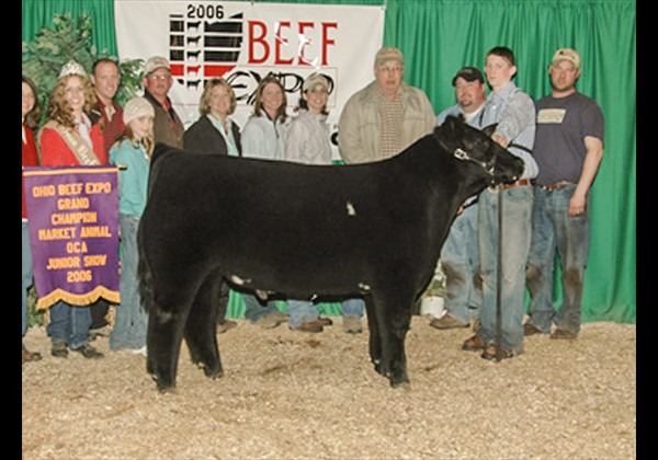 2006 Ohio Jr. Beef Expo