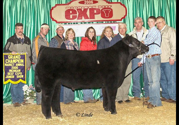 2006 Michigan Jr. Beef Expo